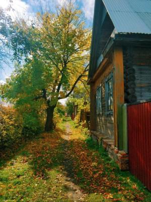 Осень — время мечтать и смотреть разноцветные сны *